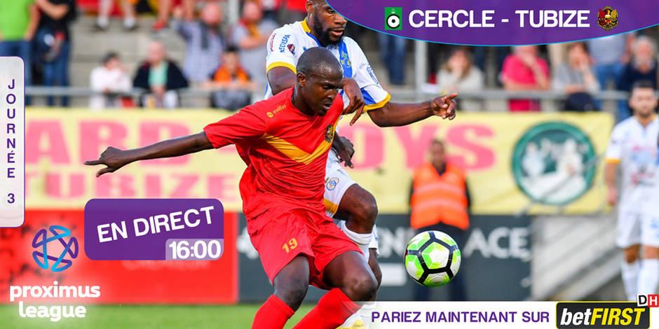 Toujours pas de victoire pour Tubize (4-1)