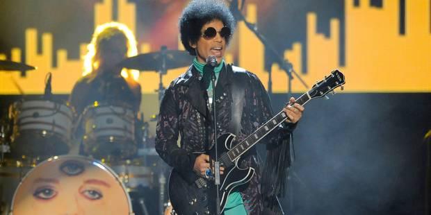 De nouvelles révélations concernant la mort de Prince - La DH