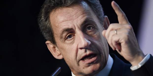 Devancé par Juppé, Fillon et... Macron, Sarkozy chute dans le coeur des Républicains - La DH