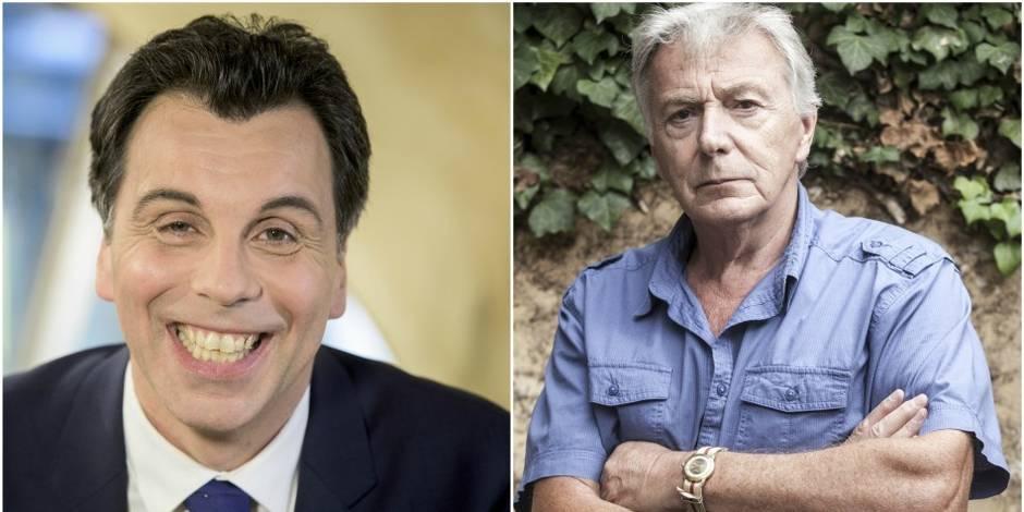 """Christophe Deborsu remplace Jean-Claude Defossé à la tête de """"Dossiers tabous"""" sur RTL TVI"""