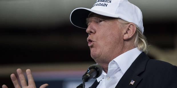 Donald Trump reste sur la ligne dure