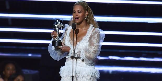 """Beyoncé prix de la Vidéo de l'Année aux VMA pour """"Formation"""" - La DH"""