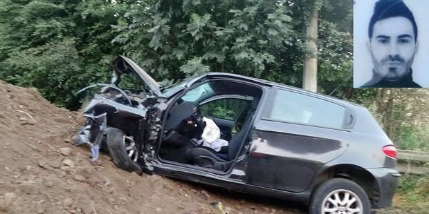 Frasnes-lez-Gosselies: Nicolas (26 ans) se tue au volant - La DH