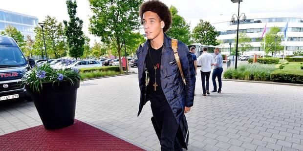 Witsel: le jour de vérité pour la Juventus - La DH
