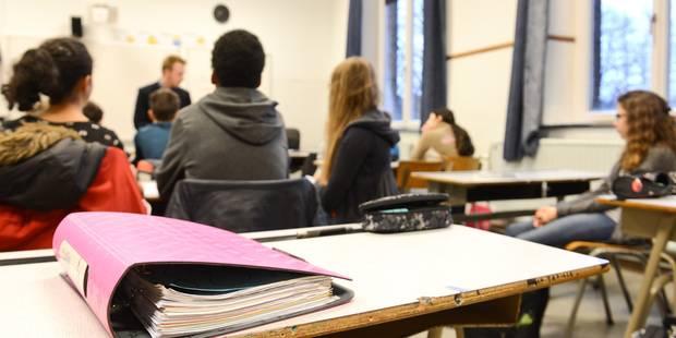 Près de 30 élèves de première secondaire ont trouvé une place dans une école ce jeudi - La DH