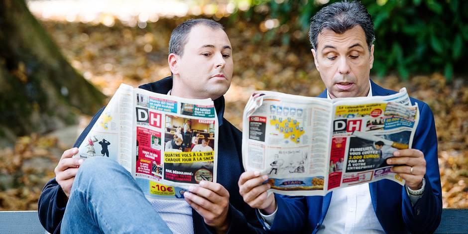 Maréchal - Deborsu : Le match des rois du talk belge - La DH
