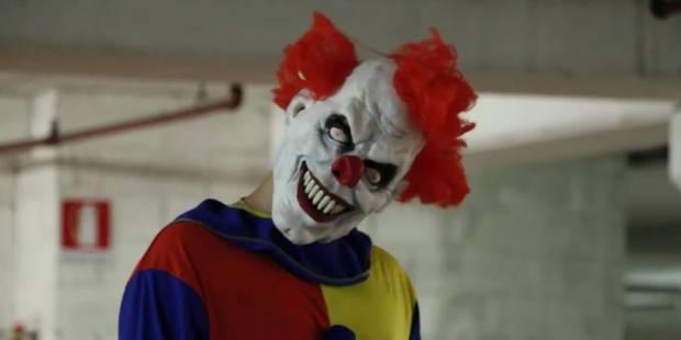 En Caroline du Sud, des clowns effrayants tentent d'attirer des enfants dans les bois - La DH
