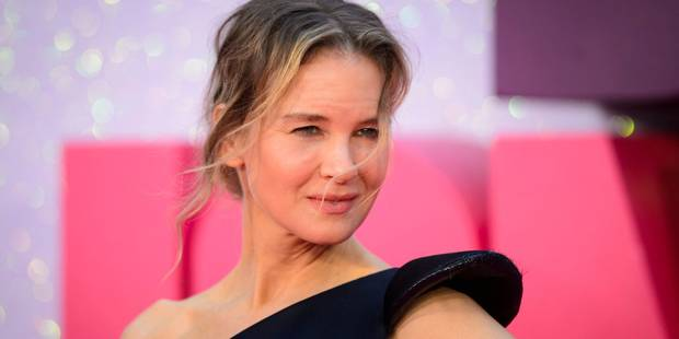 """Tapis """"rose"""" pour l'avant-première de Bridget Jones - La DH"""