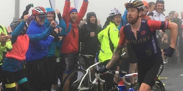 Wiggins se moque de Froome au Tour de Grande-Bretagne (VIDEO) - La DH