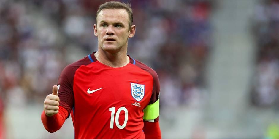 """Un ancien anglais tacle Rooney qui """"aurait dû prendre sa retraite après l'Euro"""""""
