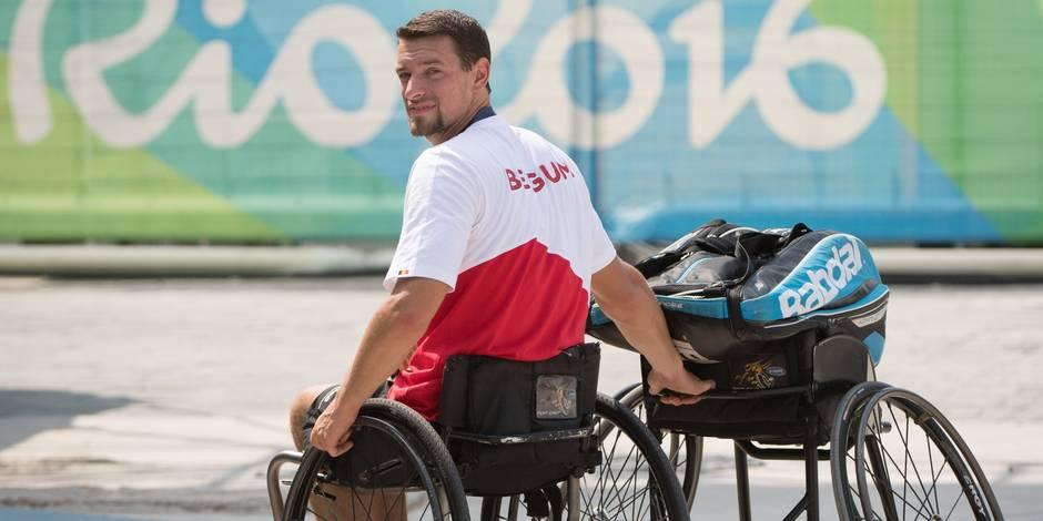 Jeux Paralympiques : La délégation belge impatiente de débuter la compétition