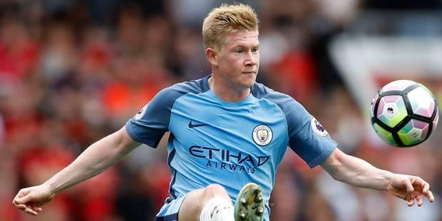"""Premier League: City s'offre le derby de Manchester, Tottenham """"on fire"""" - La DH"""