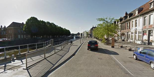 Tournai: Attaque au couteau sur les quais - La DH