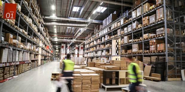 Les ventes d'Ikea en hausse de 11,2% en Belgique - La DH