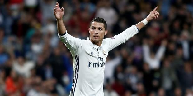 C1: Ronaldo égalise via un coup franc magistral (VIDEO) - La DH