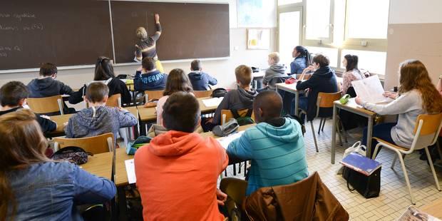 Les enseignants belges dans le secondaire supérieur parmi les mieux payés au monde - La DH