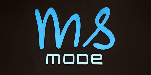 MS Mode fait faillite en Belgique - La DH