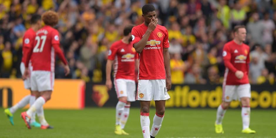 Premier League : Manchester United n'y arrive plus