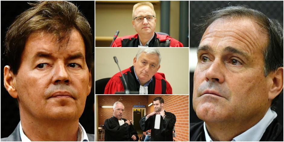 Voici les grands acteurs du procès Wesphael - La DH