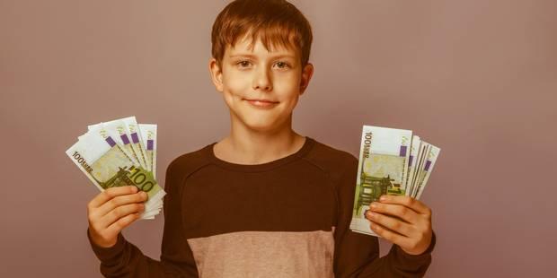 Epargne : objectif 10.000 euros pour les 18 ans de l'enfant (INFOGRAPHIE) - La DH