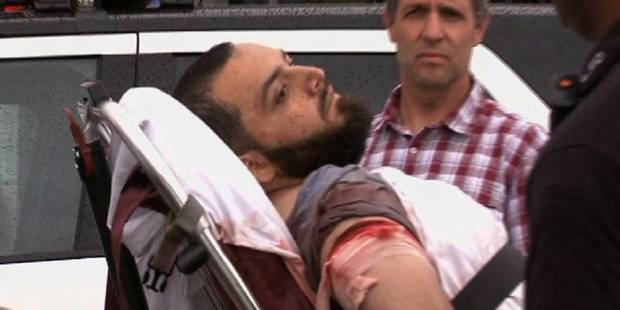 USA: le suspect des attaques de New York et du New Jersey a été blessé et arrêté (VIDEO) - La DH