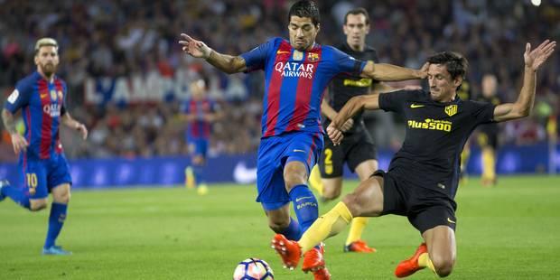 Liga: fin de série pour le Real, Barça et Atletico dos à dos dans le choc - La DH