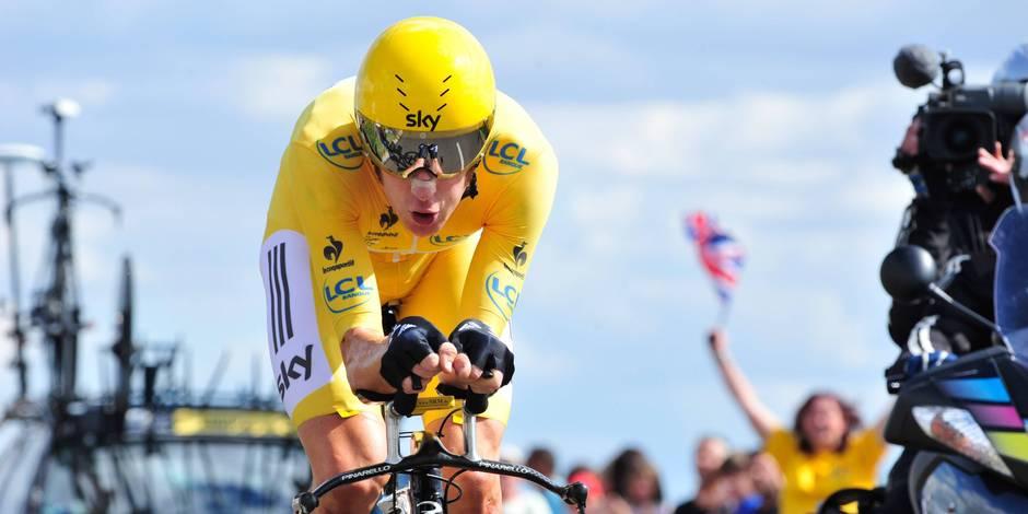 Tour de France: deux étapes à Liège