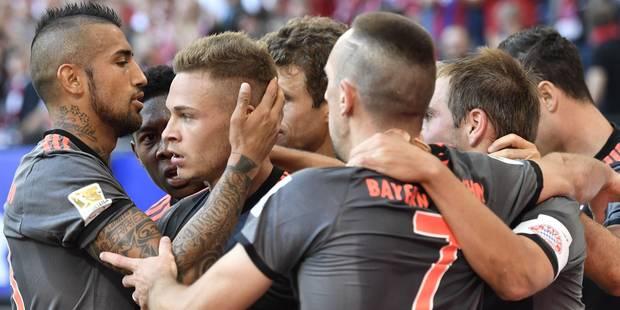 Bundesliga : Le Bayern continue sa série de victoires - La DH