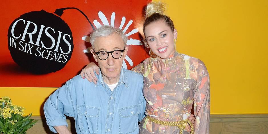 """Miley Cyrus : """"Si Donald Trump est élu, je me tire des Etats-Unis"""" - La DH"""