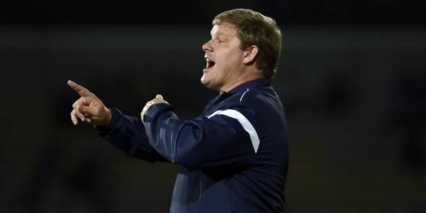 """Hein Vanhaezebrouck: """"Nous devons viser les trois points demain"""" - La DH"""