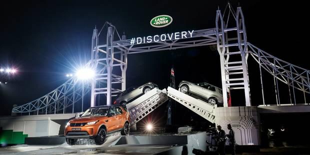 Le nouveau Discovery sur le Tower Bridge... en Lego! - La DH