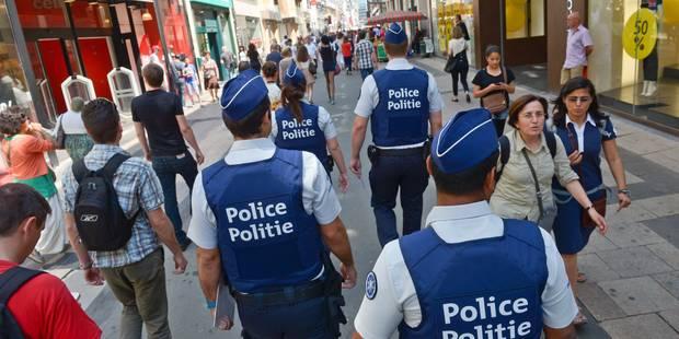 """Attentats à Bruxelles: Le gouvernement active la phase 2 du """"plan Canal"""" - La DH"""