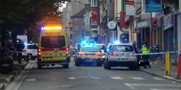 Un homme abattu par balles dans un café à Charleroi - La DH
