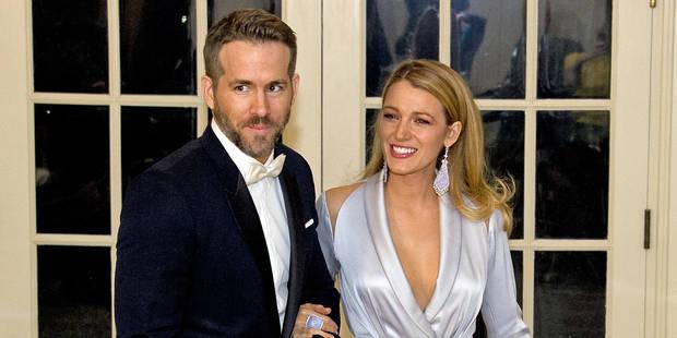 Blake Lively et Ryan Reynolds parents pour la deuxième fois - La DH