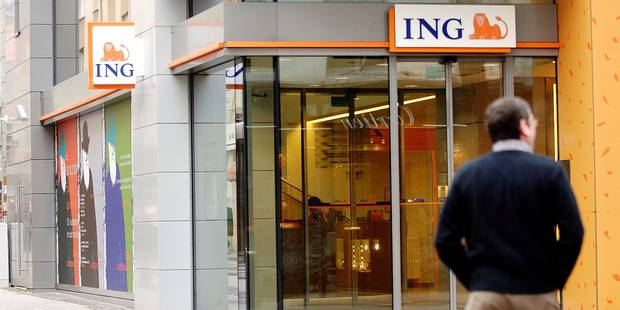 ING risque de licencier malgré d'immenses bénéfices - La DH