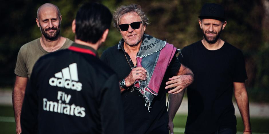 Les footballeurs de l'AC Milan auront le style Diesel