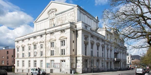 Verviers : les travaux au Grand Théâtre en 2024 - La DH