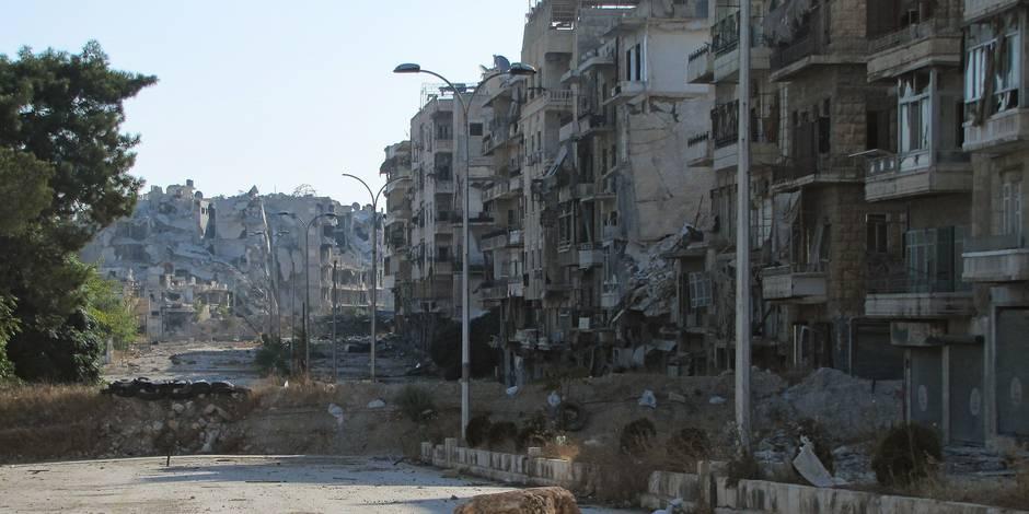 """L'ONU s'alarme: Alep-Est peut être """"totalement détruit"""" d'ici la fin de l'année"""