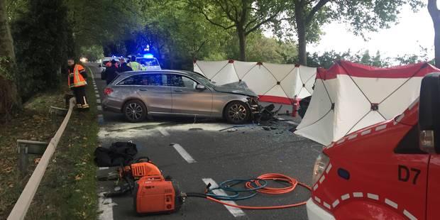 Accident à Lessines: la conductrice et deux enfants tués sur le coup - La DH