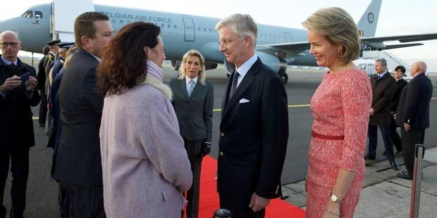 Visite royale au Japon sur fond de Brexit - La DH