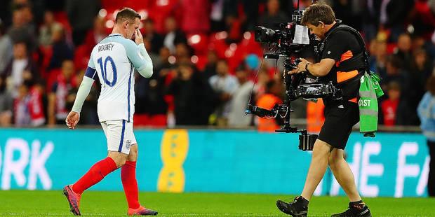 Rooney, capitaine abandonné - La DH