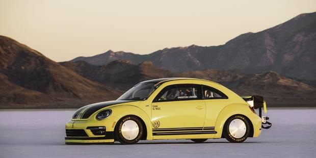 Une Beetle à 328 km/h! - La DH