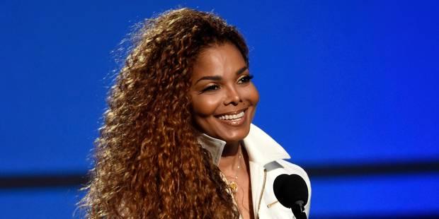 Janet Jackson confirme attendre son premier enfant à 50 ans - La DH