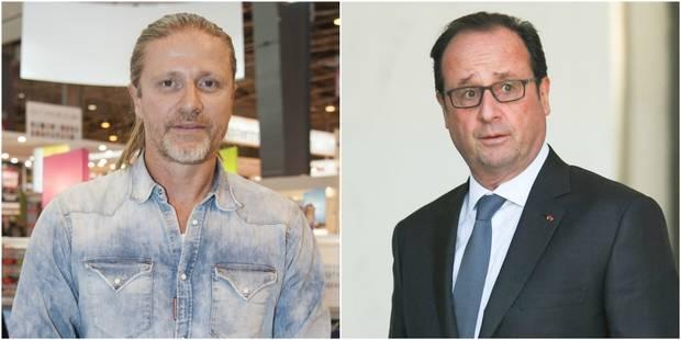 Petit tacle Hollande après ses critiques sur les footballeurs - La DH