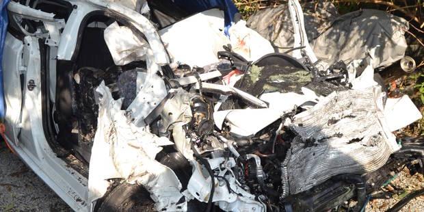 Silly : Un homme tué après une collision frontale - La DH