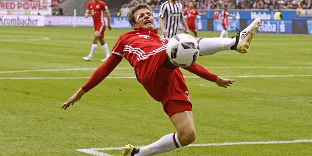 Bundesliga: la crise couve au Bayern après un troisième match sans victoire