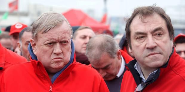 """Budget : """"Encore des mesures d'austérité sur le dos des citoyens"""" (FGTB) - La DH"""