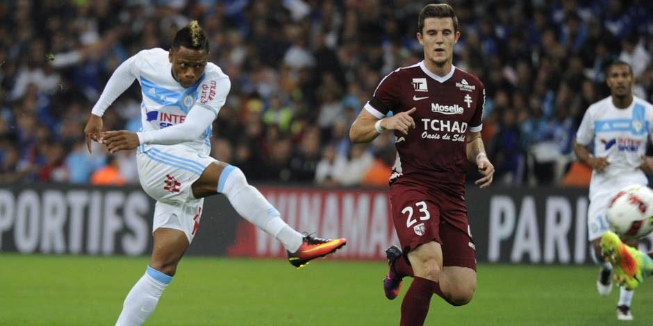 Ligue 1: Marseille achève l'ère Louis-Dreyfus par une victoire