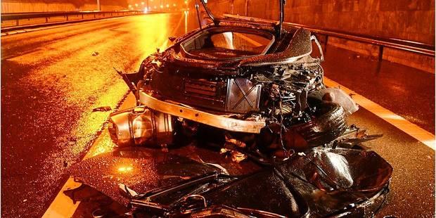 Terrible crash sur l'A12: une course qui aurait mal tourné - La DH