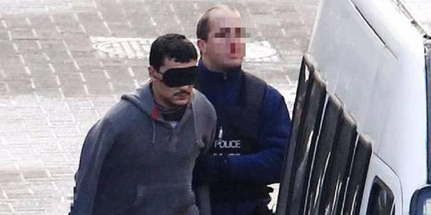 Jawad Benhattal condamné à 5 ans de prison ferme dans un dossier d'arme en prison - La DH